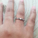 Elastische ring bali style