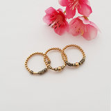 Bali style ring goud (a)_