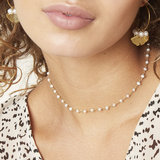 Ketting chain of pearls_