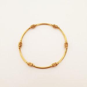 Goldplated armband edenshop.nl